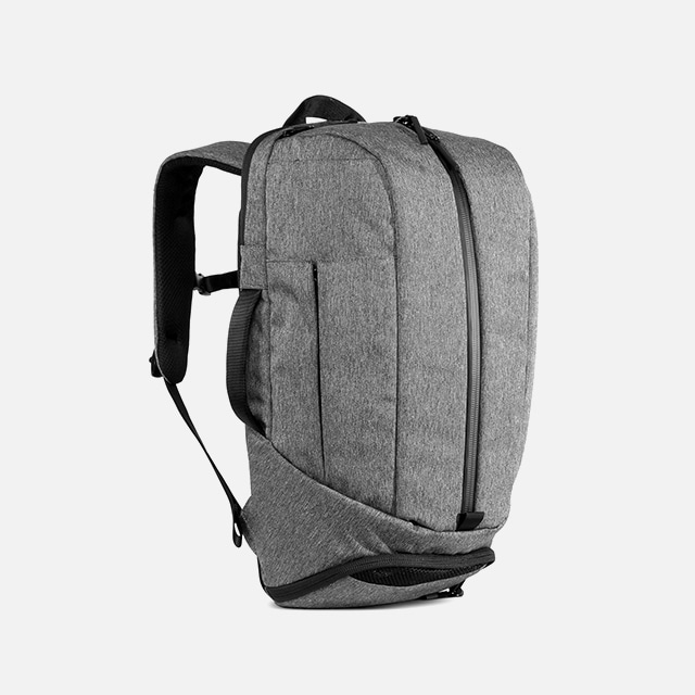 Duffel Pack 2 Gray